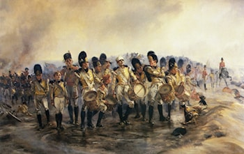 Steady the Drums and Fifes! by Elizabeth Thompson