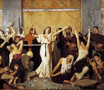Lamentation by Robert Hale Ives Gammell