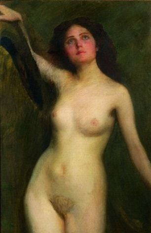 Nude by Robert Hale Ives Gammell