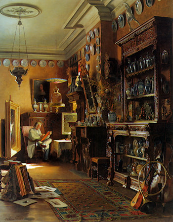 The Collectors Studio by Theodore Gerard