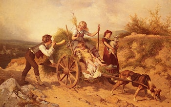 The Country Children by Theodore Gerard