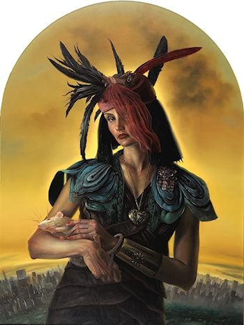 City Girl by David Michael Bowers