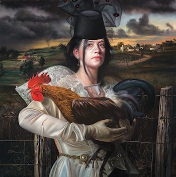 The Cock Thief by David Michael Bowers