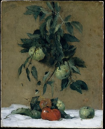Fruit by Julian Alden Weir