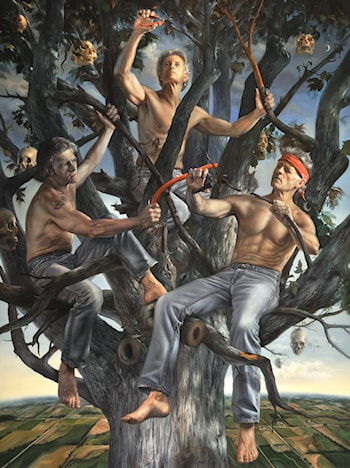 Family Tree by David Michael Bowers