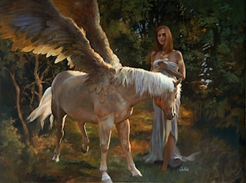 If Wishes Were Horses by Julie Bell