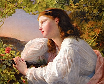 The Song of the Nightingale by Sophie Gengembre Anderson