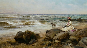 Far Away Thoughts by Alfred Glendening