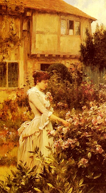 A Labour Of Love by Alfred Glendening