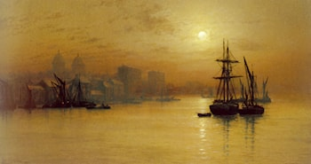 Greenwich by Louis H. Grimshaw