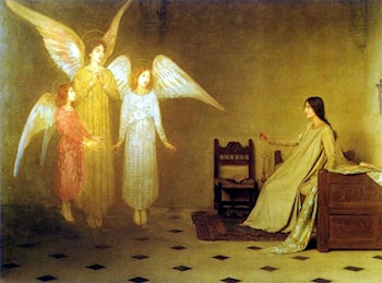 The Awakening by Thomas Cooper Gotch