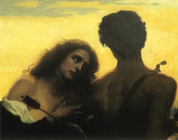 Monseigneur Love by Thomas Cooper Gotch