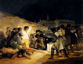 May 3, 1808 by Francisco de Goya
