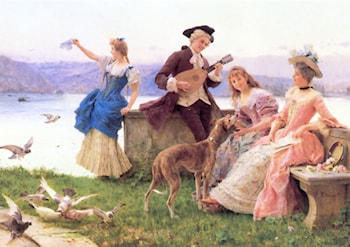 A Day's Outing by Federico Andreotti