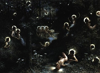 The Fireflies by Henri Camille Danger