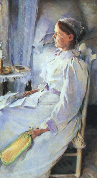 Mrs Jedediah H. Richards by Cecilia Beaux