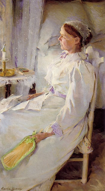 New England Woman by Cecilia Beaux