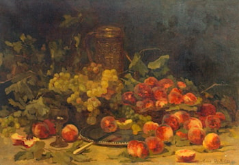 Nature Morte by Marie De Bievre