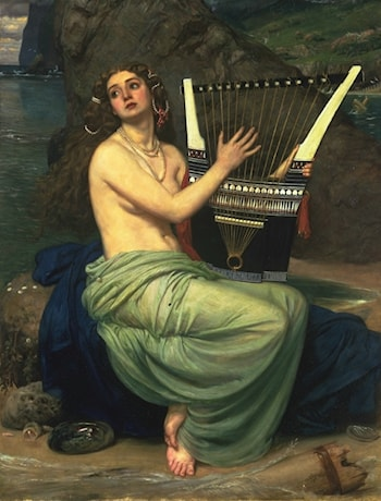 The Siren by Edward John Poynter