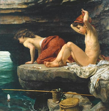 Outward Bound by Edward John Poynter