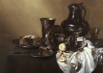 Still­Life by Willem Claesz Heda