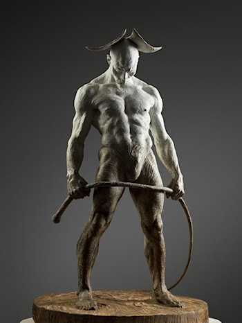 Bullwhip, Half by Richard MacDonald