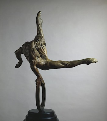 Gymnast, Half Life by Richard MacDonald