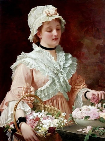 Labour of Love by Charles Edward Perugini