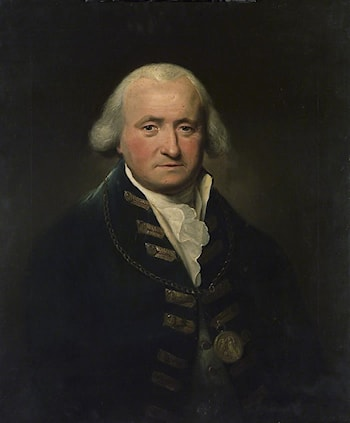 Rear­Admiral Sir Thomas Pasley, 1734­-1808 by Lemuel Francis Abbott