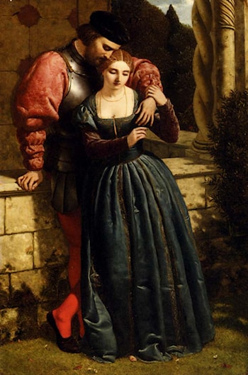 The Betrothal by Frederick Richard Pickersgill