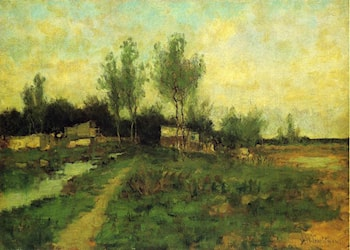 Country Path by John Twachtman