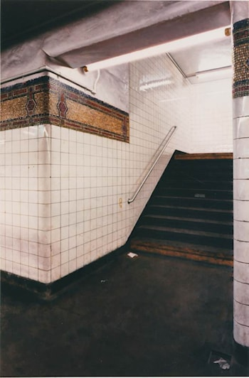 86th St. Stairs by Daniel E. Greene