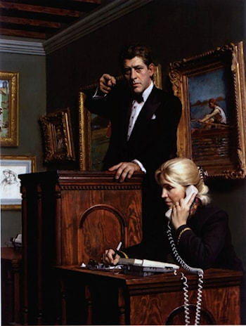 American Paintings Auction by Daniel E. Greene