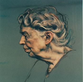 Anna Eleanor Roosevelt by Daniel E. Greene