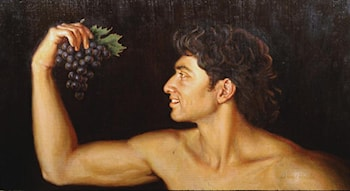 Bacchus by David Hardy