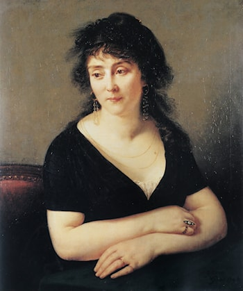 Portrait of Madame Bruyere by Antoine-Jean Gros