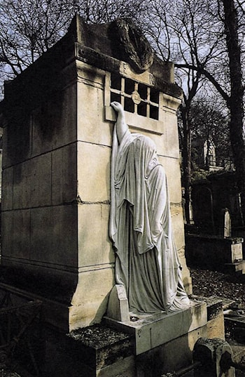 Tomb of the Raspail Family by Antoine Etex