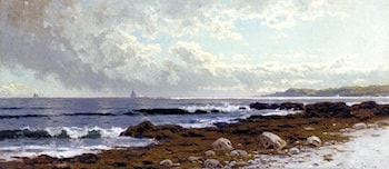 Along the Coast by Alfred Thompson Bricher