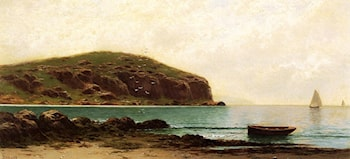 Coastal View by Alfred Thompson Bricher