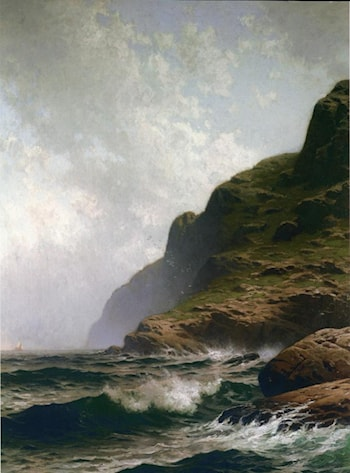 Grand Summer, Grand Manan by Alfred Thompson Bricher