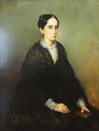 Antonia Alves de Carvalho by Augusto Muller
