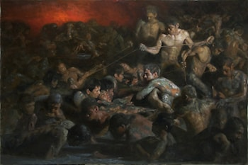 Resurrection by Orley Ypon