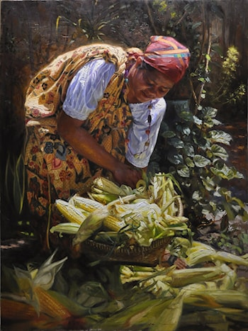 Bountiful Season by Orley Ypon