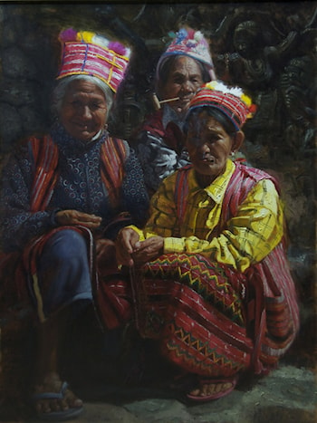 Ancestors by Orley Ypon