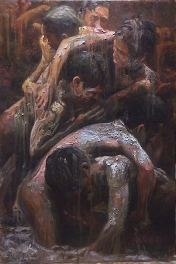 Clash by Orley Ypon