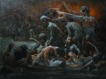 Crusaders by Orley Ypon