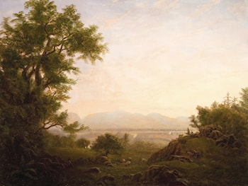Pastures of the Catskills by Erik Koeppel