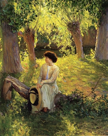 Warm Afternoon by Guy Rose