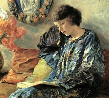 Marguerithe by Guy Rose