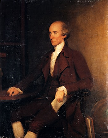 Portrait Of Warren Hastings, First Governor­General Of India (1732­1818) by John Thomas Seton